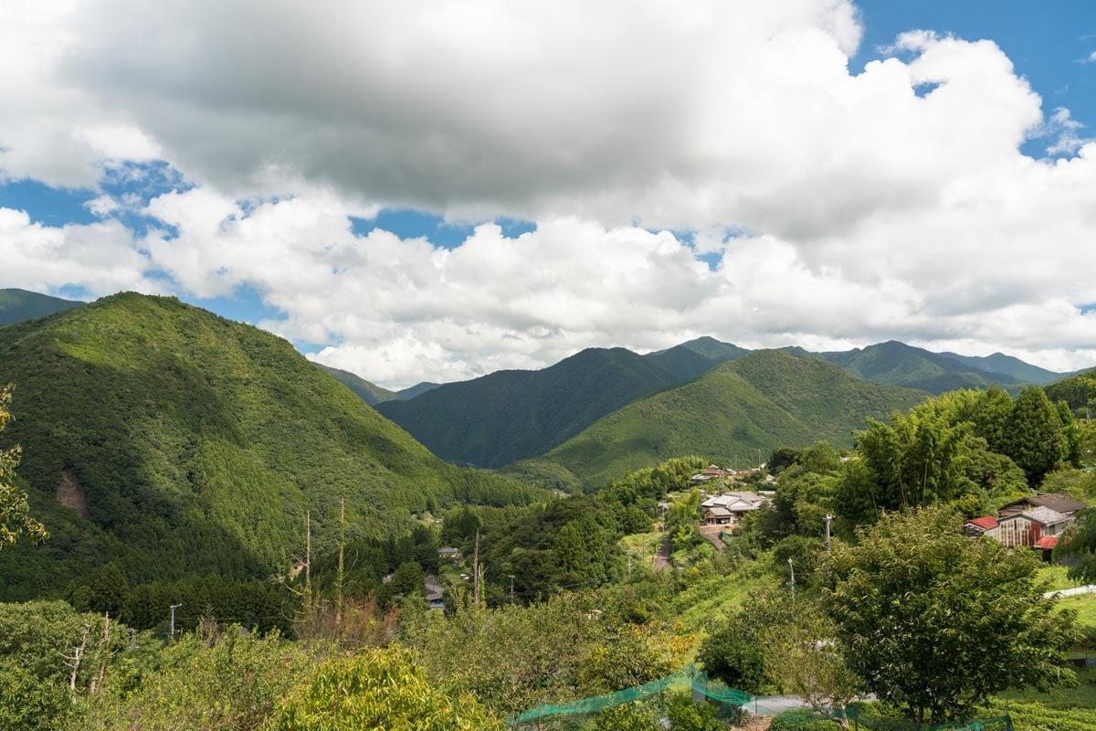 village in kumano kogo