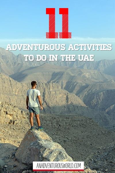 adventures uae