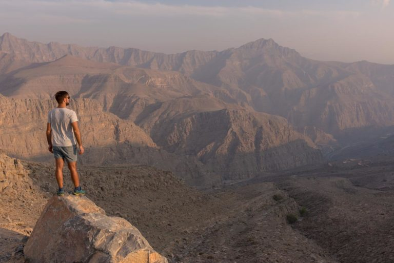 adventurous things to do in the uae