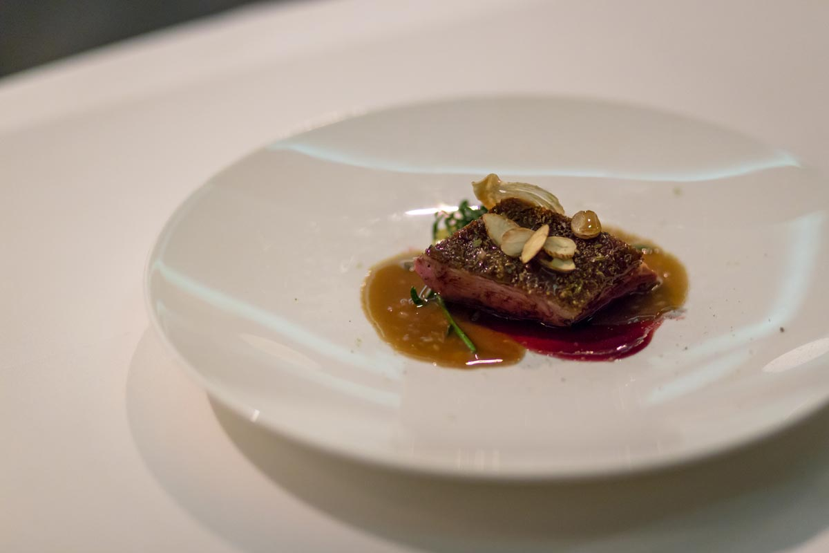 duck at marcus wareing