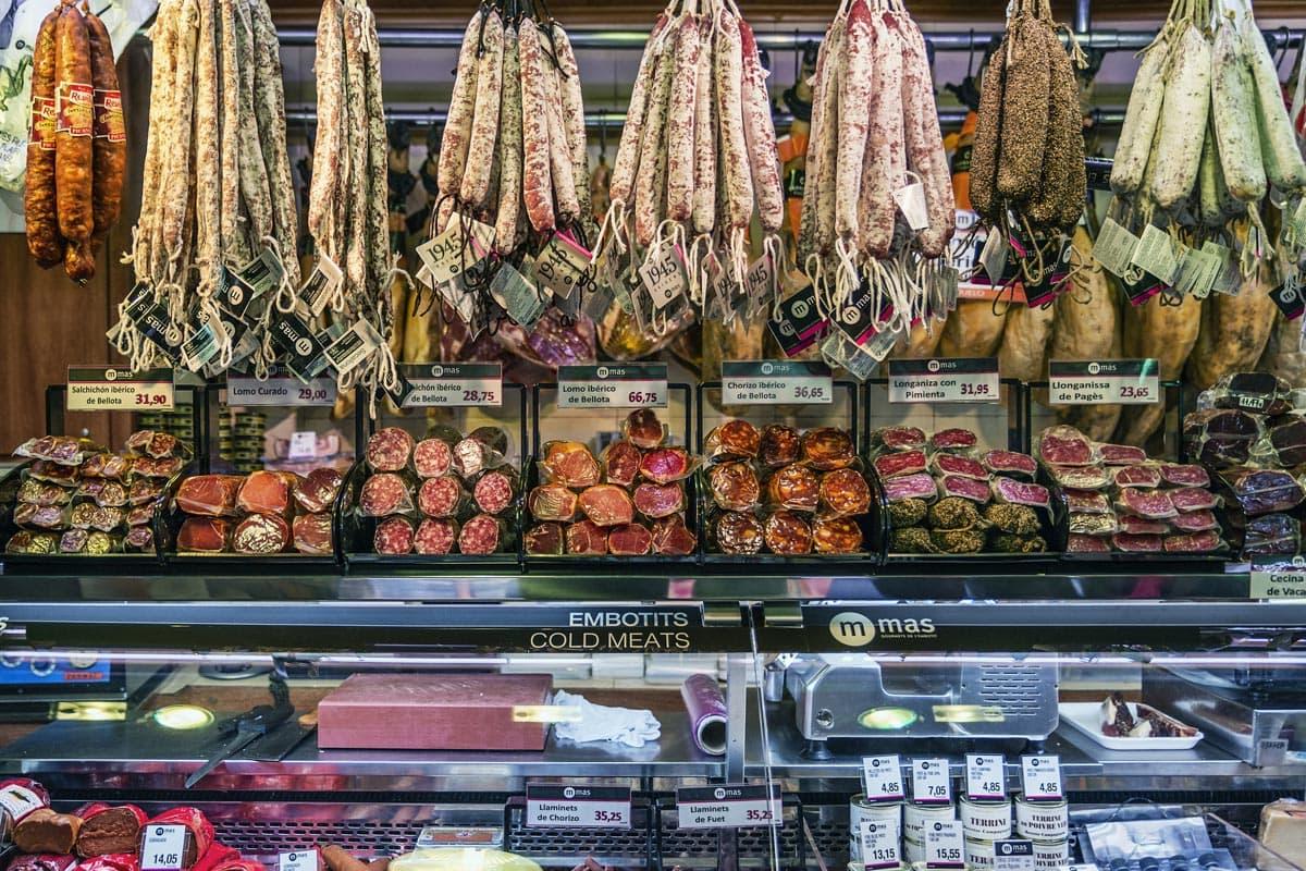 la boqueria market barcelona