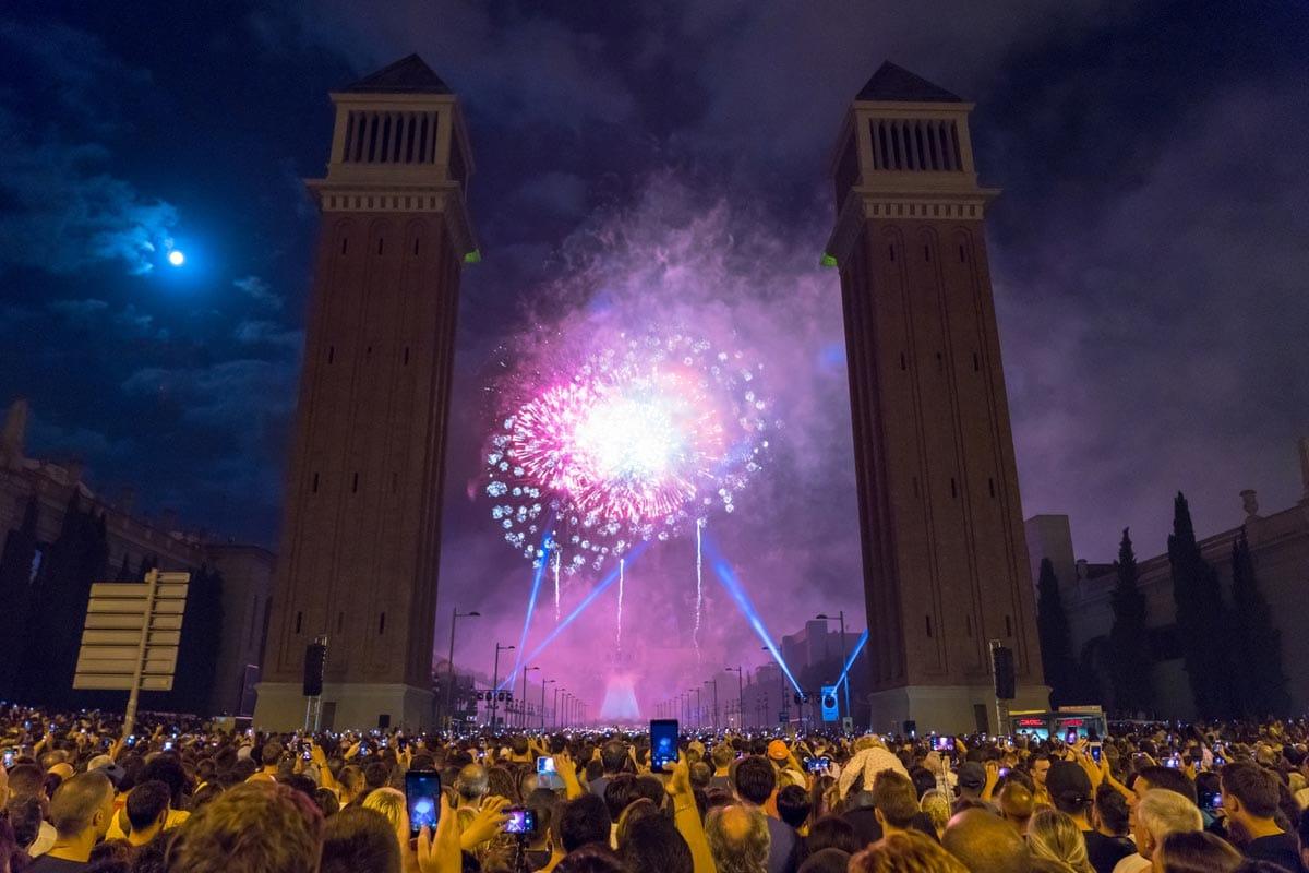 la merce festival barcelona 1
