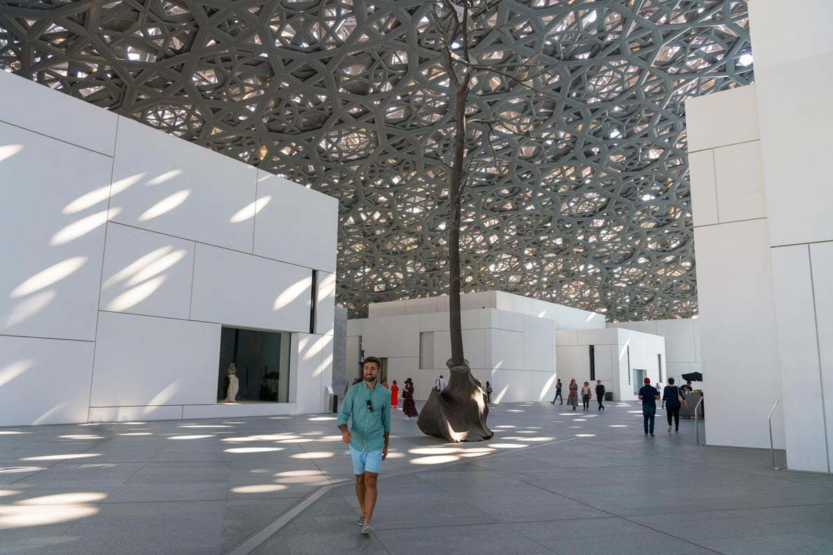 the louvre abu dhabi
