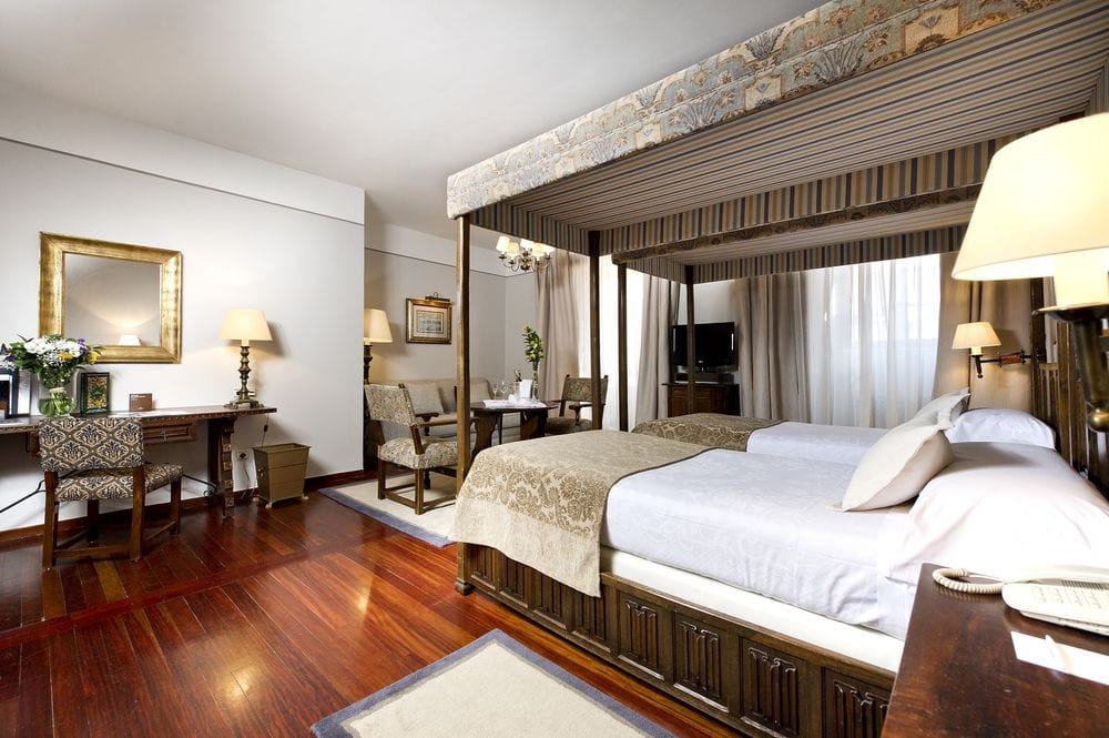 camino de santiago accommodation