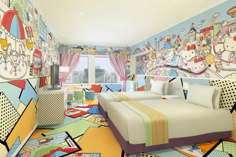 coolest hotels in Tokyo