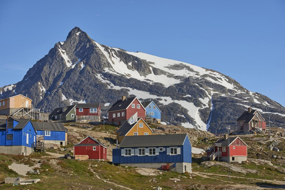 planning a trip to greenland