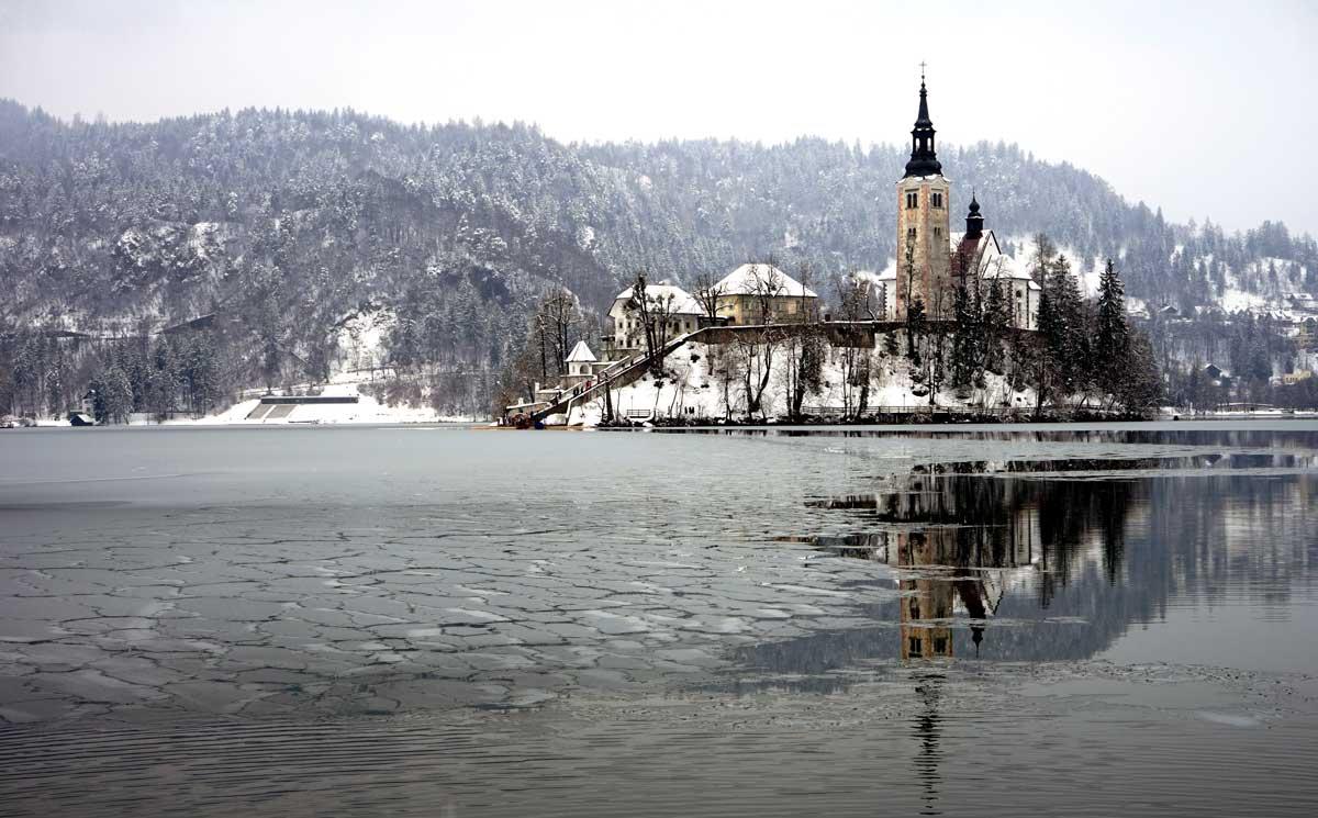 snowy city breaks