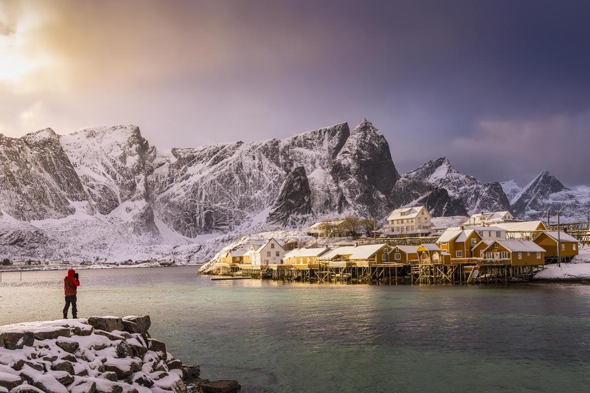 winter city breaks europe