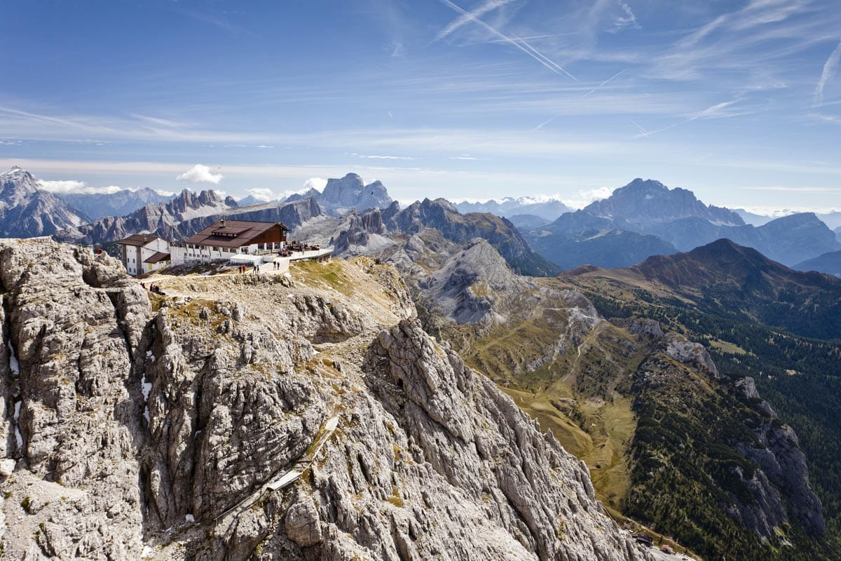 best places to stay in the dolomites