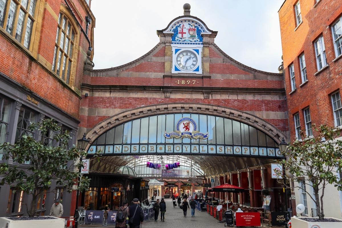 royal shopping arcade windsor
