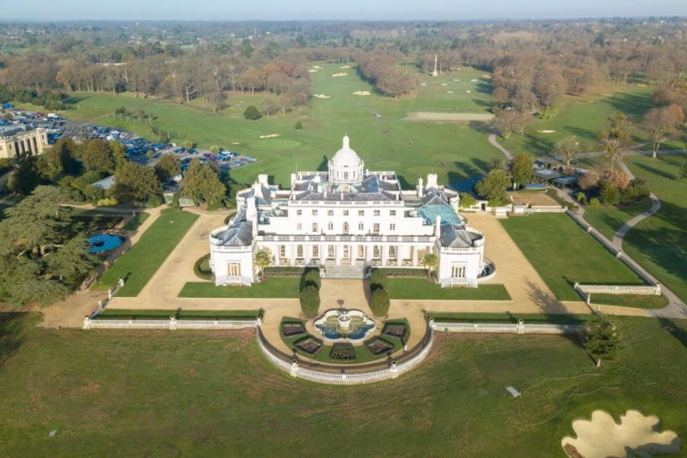 stoke park review