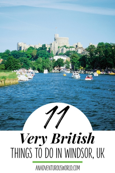 what to do in windsor uk