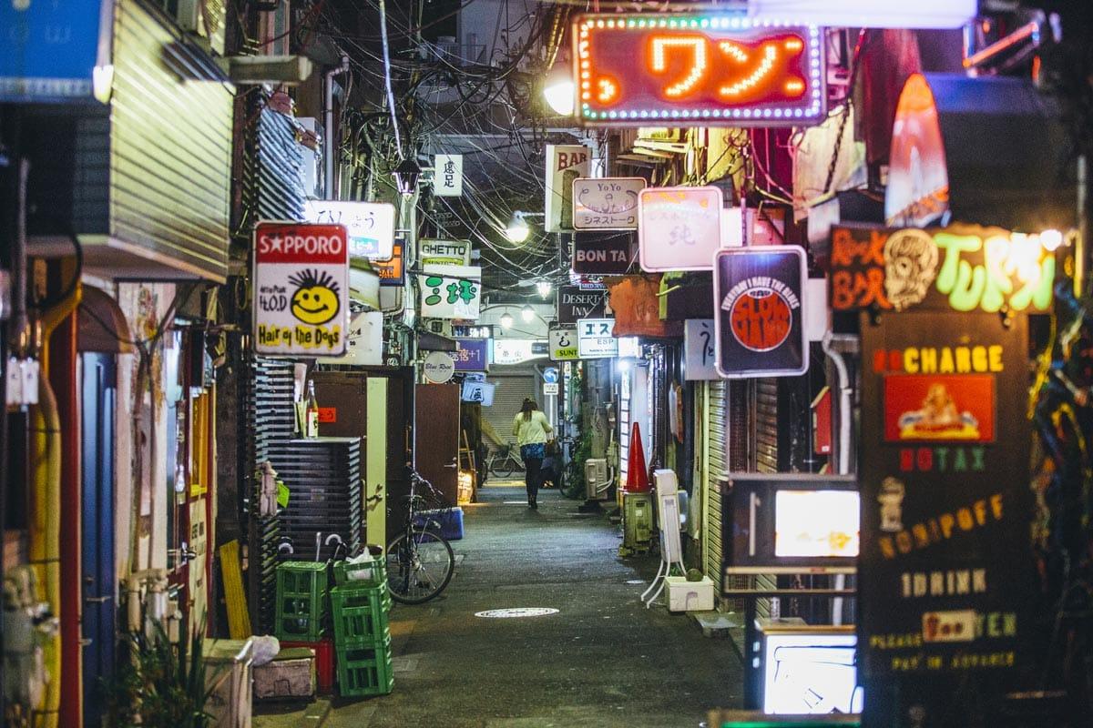 walking food tour tokyo