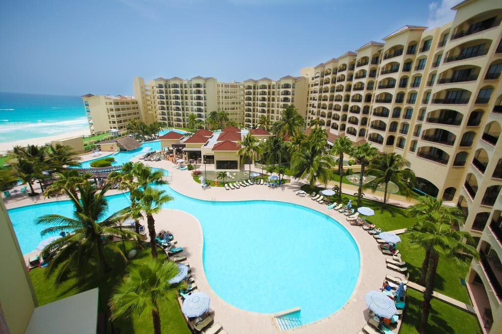 The Royal Islander All Suites Resort, Cancun, Mexico