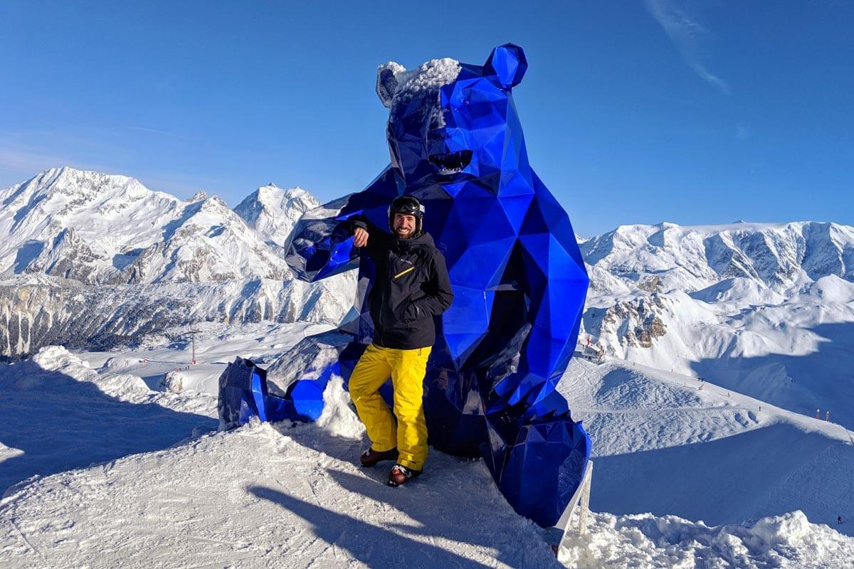 ski holidays to meribel