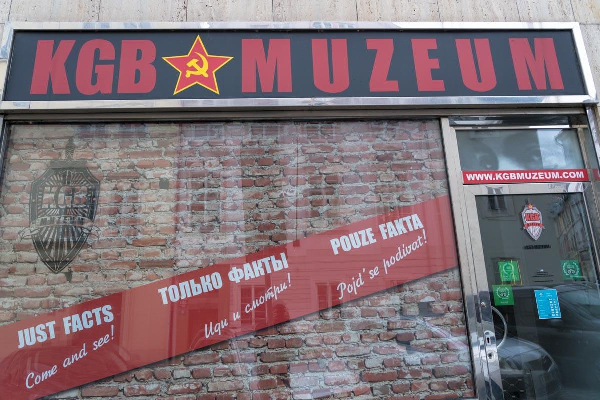 kgb museum prague