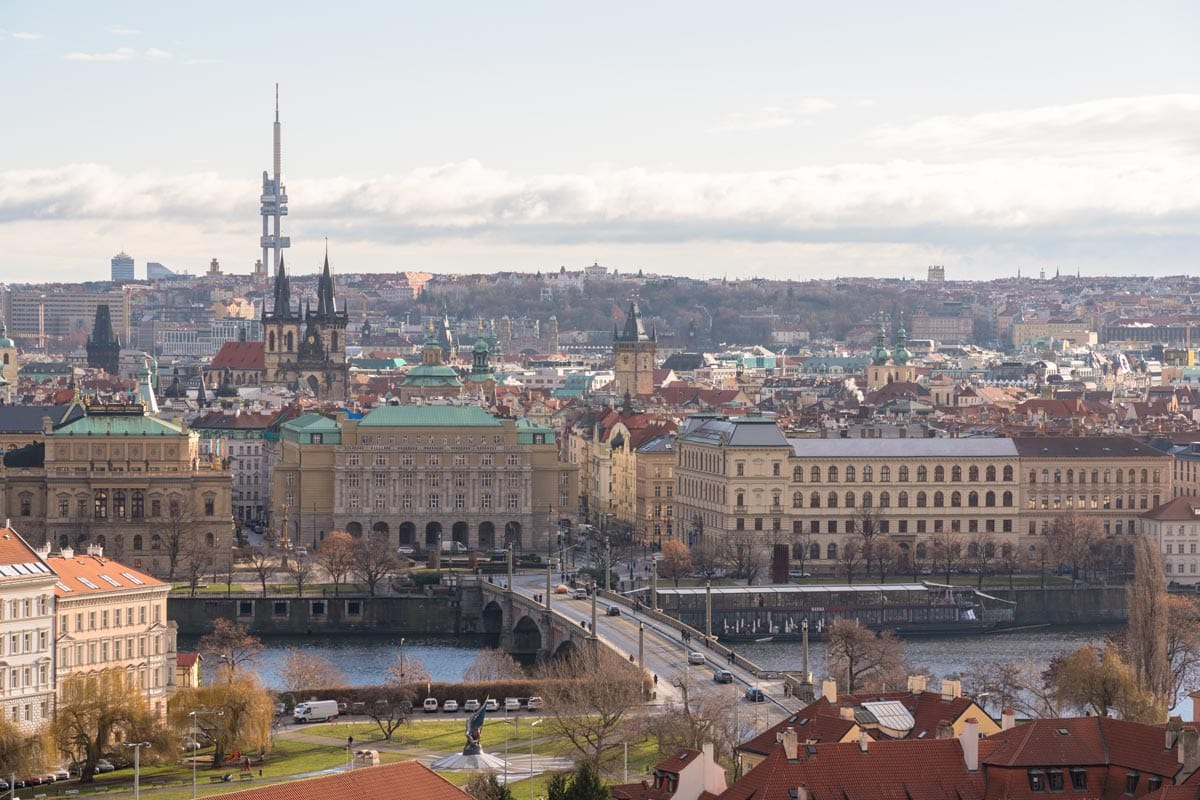 places to visit in prague in 3 days