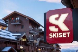 ski hire in meribel