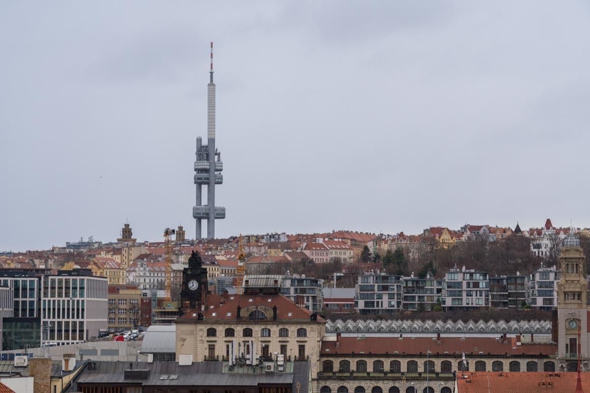 st henrys tower prague