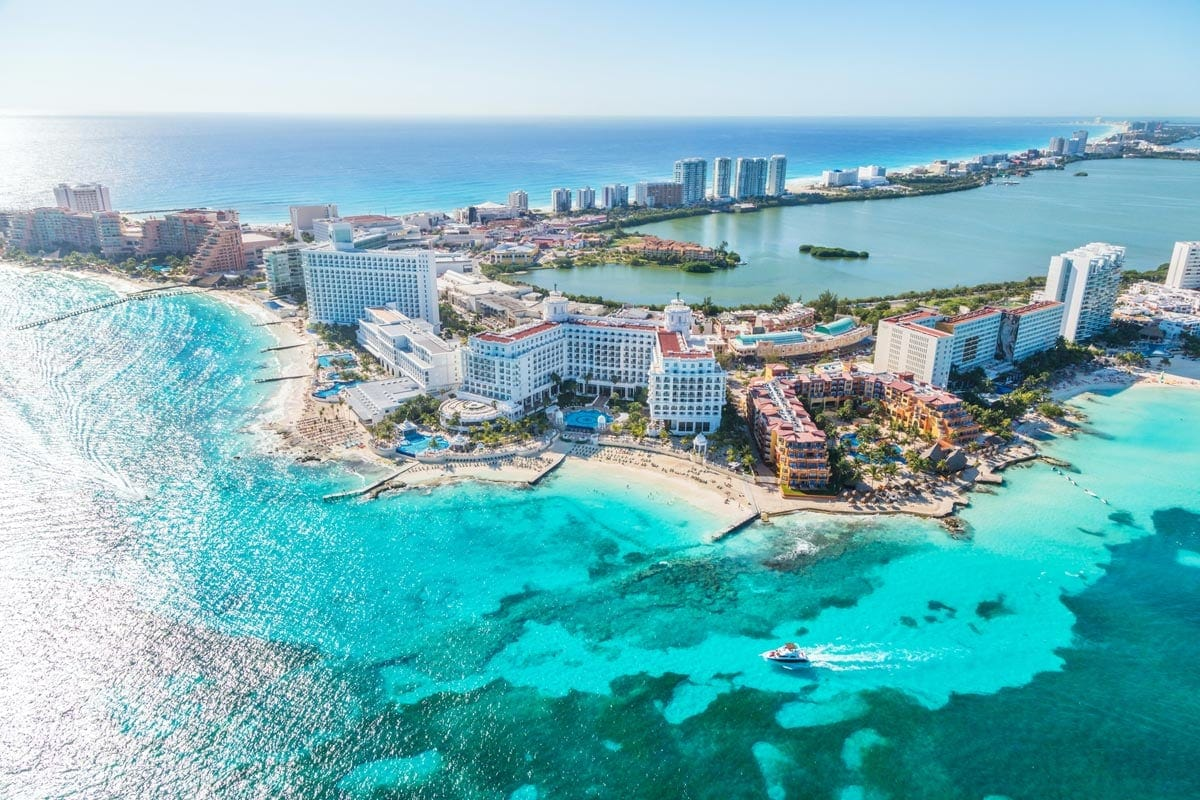 Where to stay in Cancun, Mexico