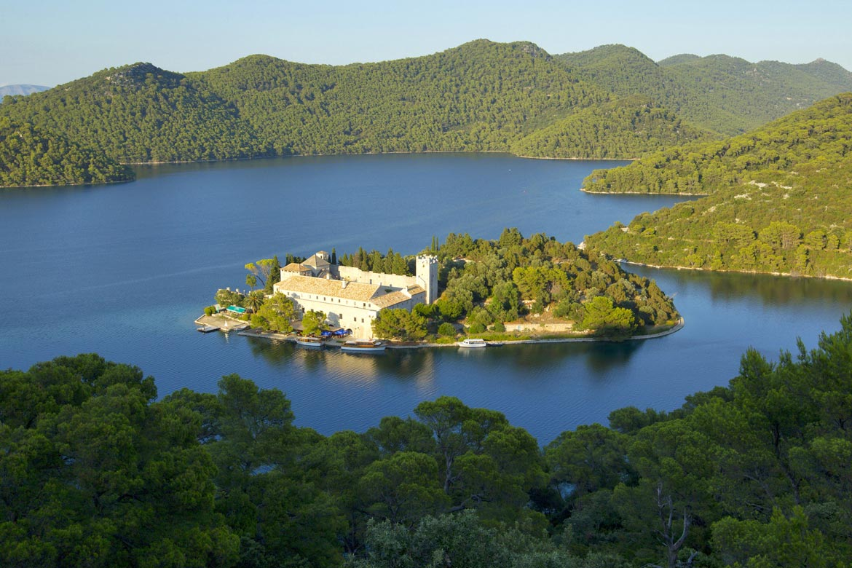 island of mljet croatia
