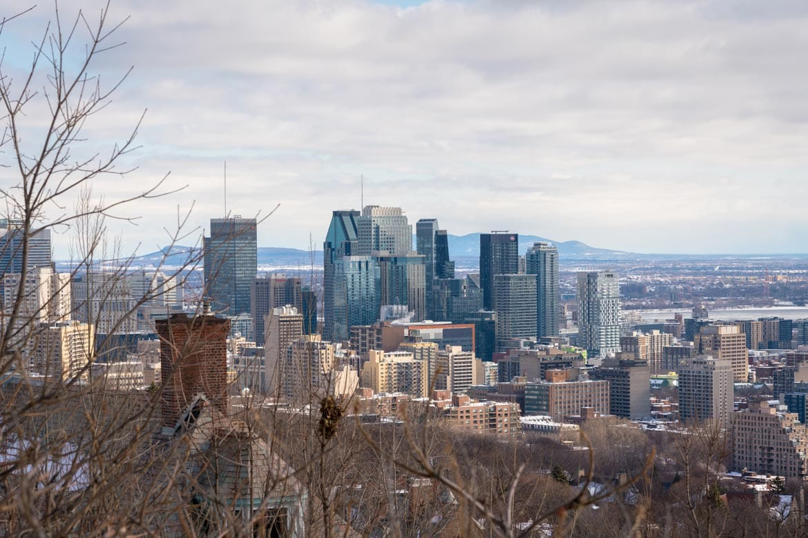 mount royal park viewpoint