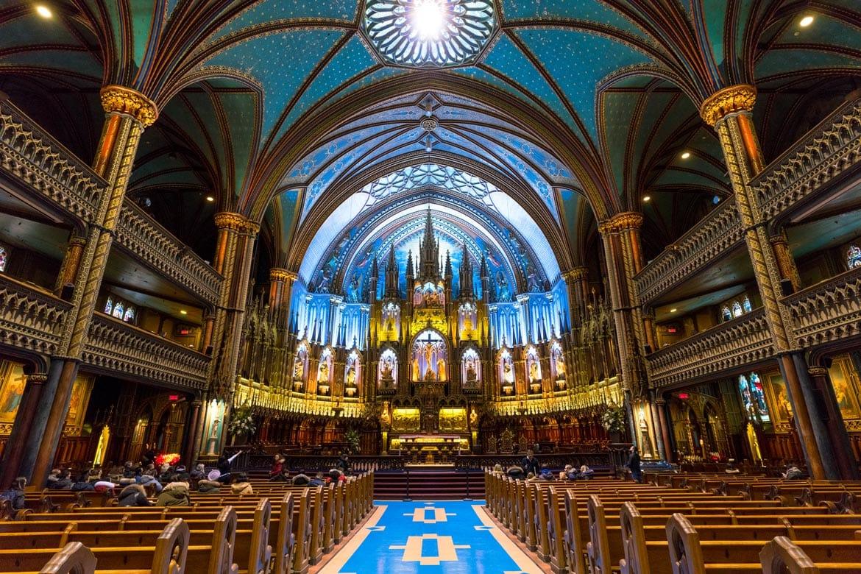 notre dame basilica montreal 2