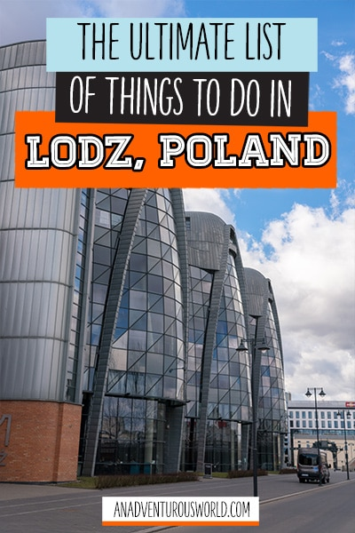 guide to lodz