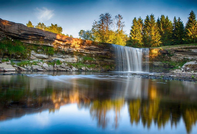 jagala waterfall