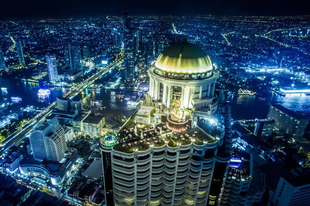 tower club at lebua bangkok