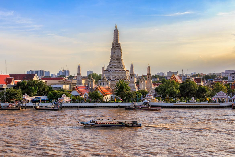 travelling in bangkok