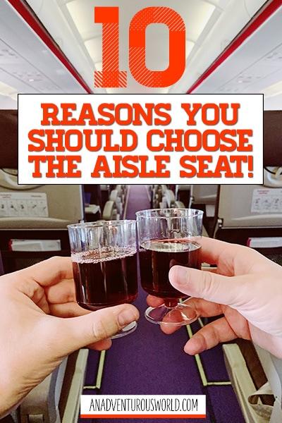 aisle seat debate
