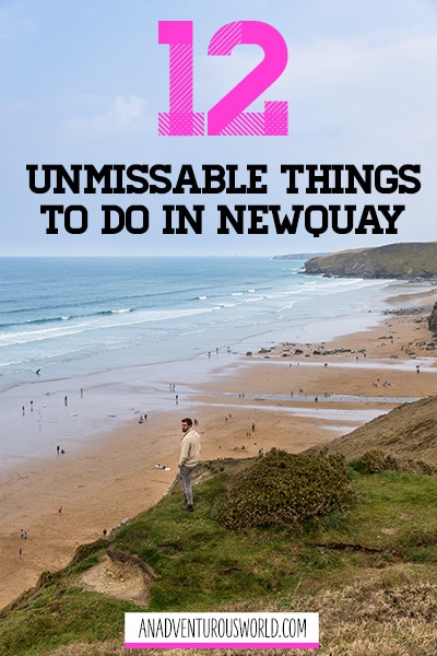 newquay attractions