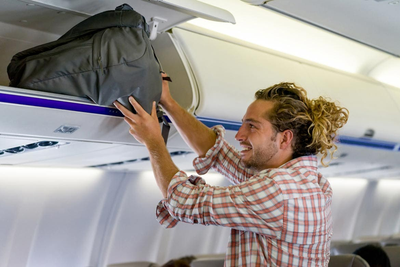 aisle seat plane