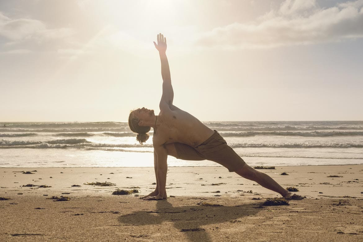 yoga in newquay