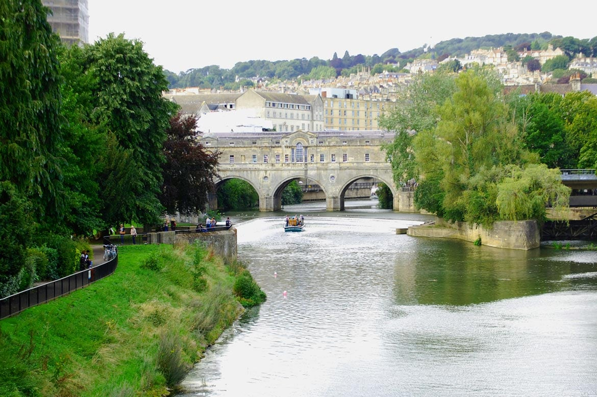 what to do in bath for a day