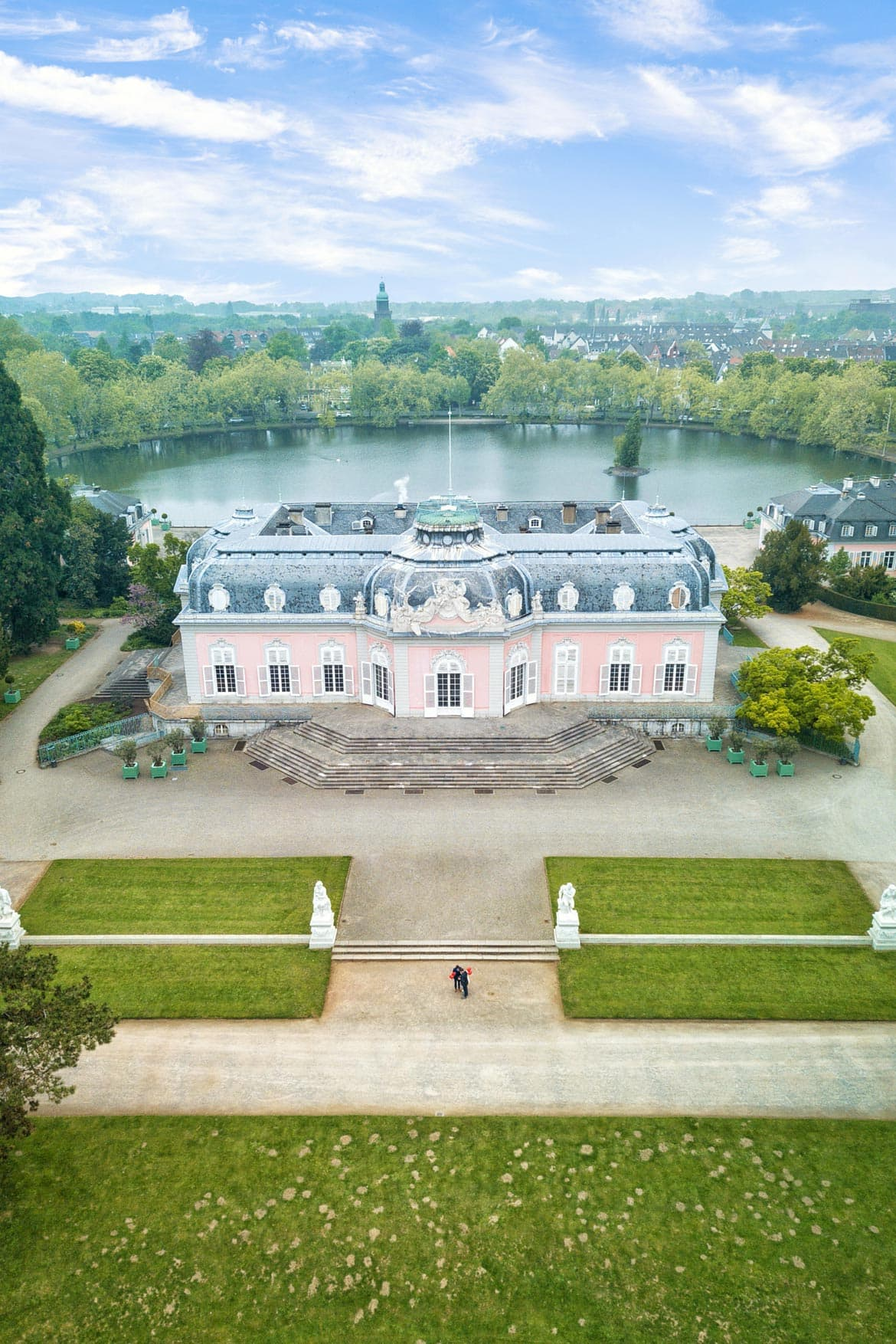 benrath palace germany