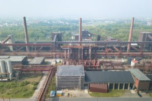 coal mine zeche zollverein