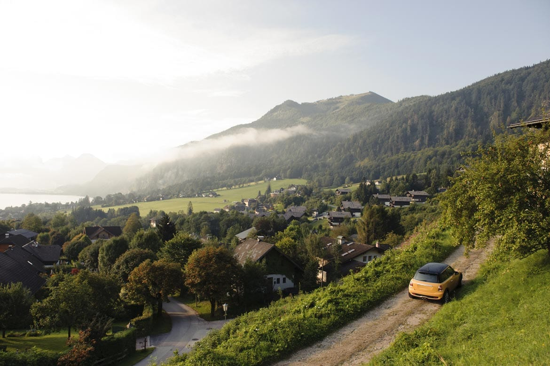 driving in austria