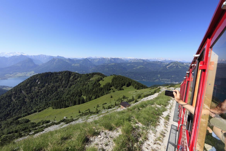 trains in austria