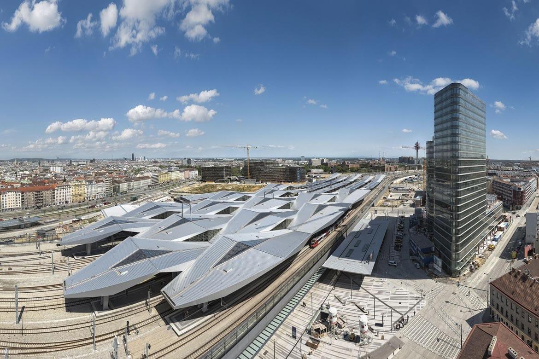 vienna train station