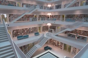 visiting stadtbibliothek stuttgart