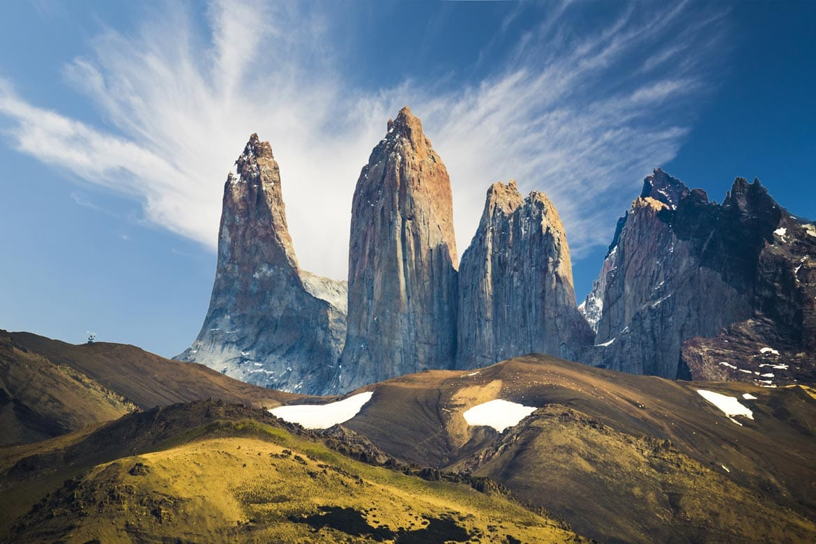 3 towers torres del paine