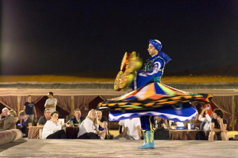 bedouin dancing