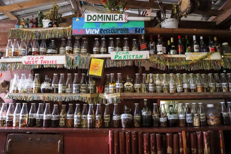 bush bar dominica