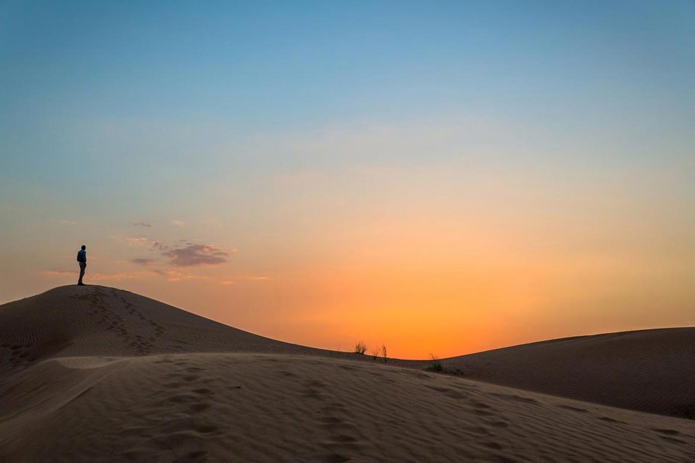 desert safair tours