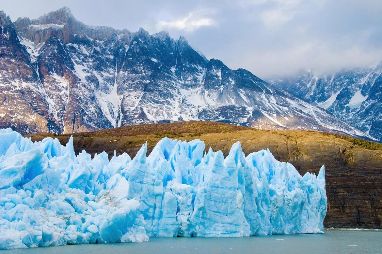 el calafate glacier patagonia