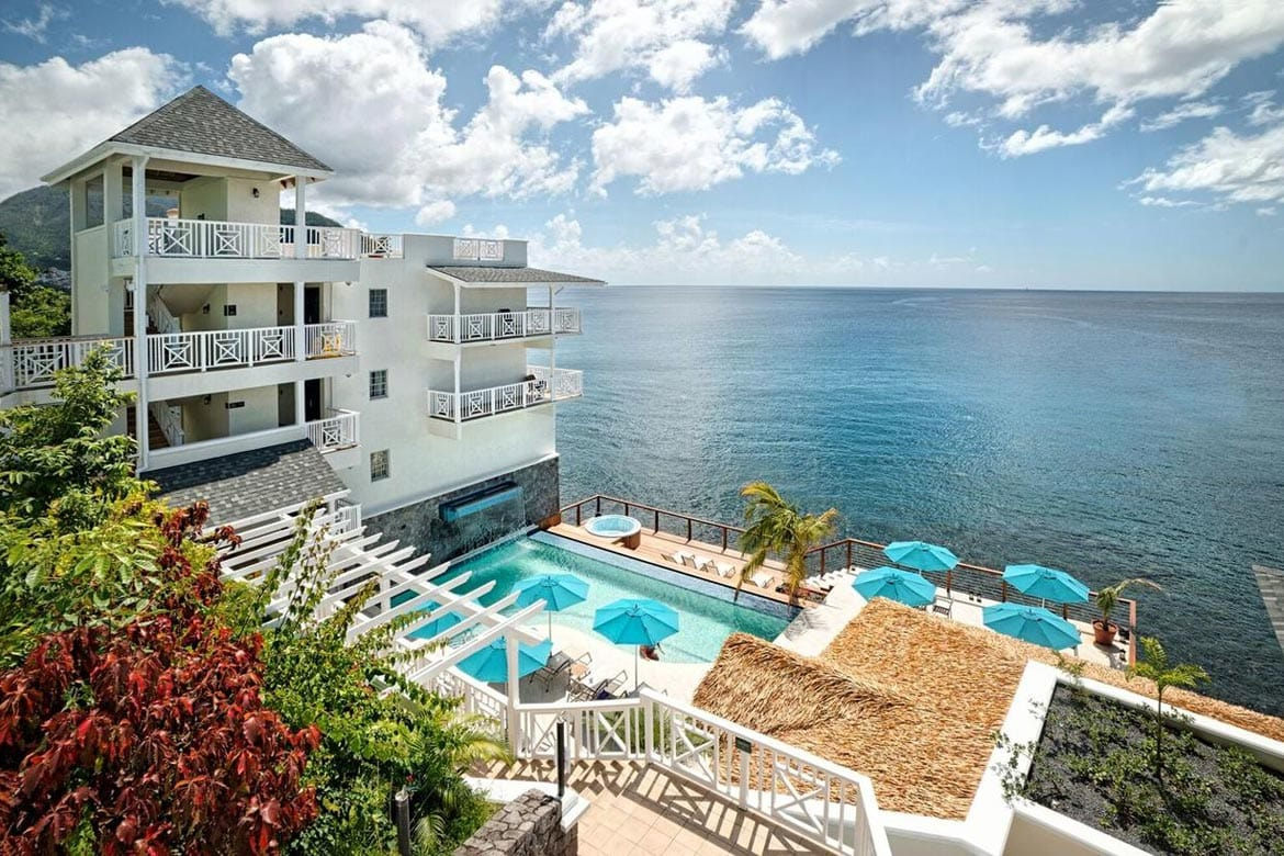 fort young hotel dominica