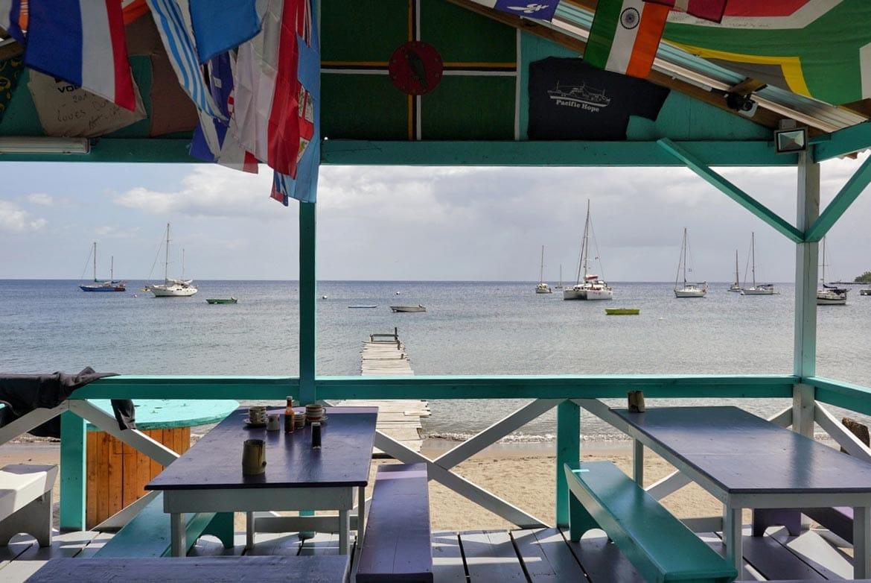 restaurants in dominica