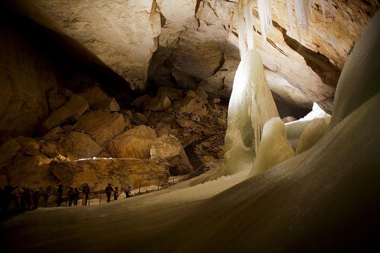 dachstein ice caves